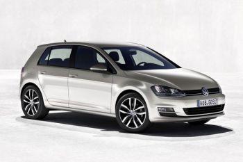 С нетерпением ждем Volkswagen Golf нового поколения