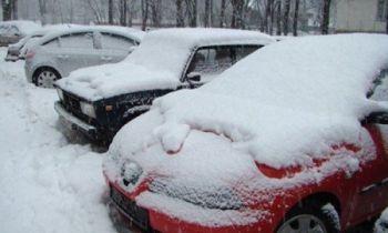Правильная эксплуатация автомобиля зимой