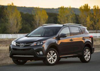 Новая Toyota RAV4 — от 28 тысяч долларов