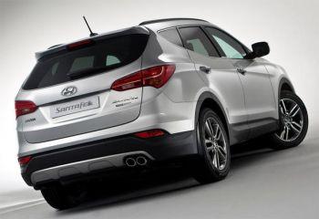 Hyundai Santa Fe ������� ��'��� ����