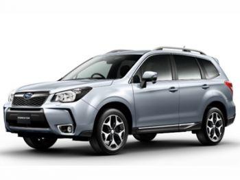 Subaru обновила культовый кроссовер