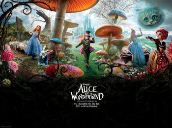 Disney обдумывает сиквел «Алисы в Стране чудес»