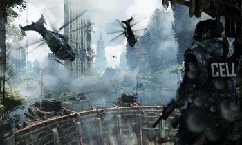 Crysis 3 выжмет максимум из консолей текущего поколения