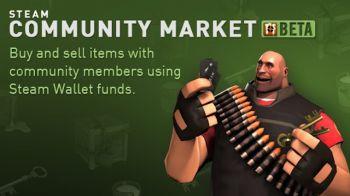 Valve открыла в Steam аукцион для игроков