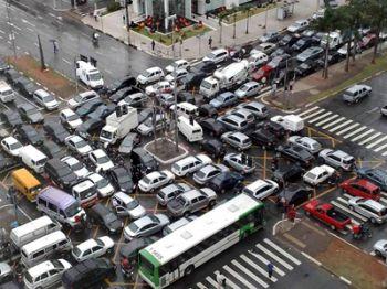 Изменены правила проезда перекрестков