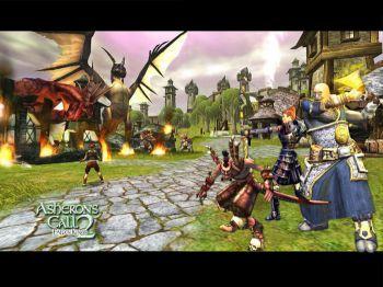 Turbine воскресила виртуальный мир Acheron's Call 2