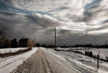 В Украине ограничен проезд