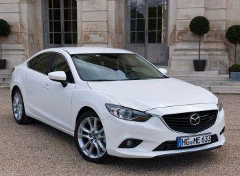 Новая Mazda6 — объявлены украинские цены