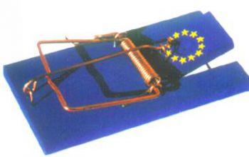 В Європу – на чужих спинах та ще й задарма!