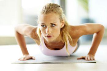 Эффективное упражнение для подтяжки груди