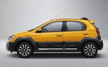 Toyota представила бюджетный вседорожник