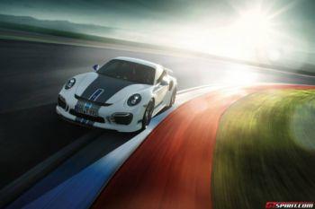 TechArt улучшил динамику Porsche 911 Turbo S