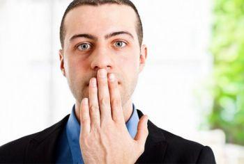 Убираем неприятный запах изо рта