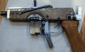 Саморобна зброя на Чернігівщині