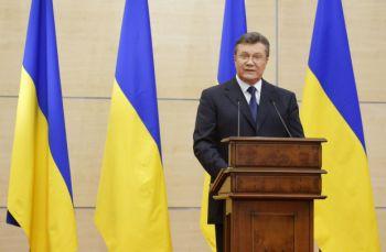 К народу Украины через российские СМИ обратился экс-президент  Янукович