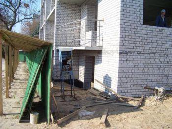Ганьба Тарасовцю,або нова будівельна афера в Чернігові.