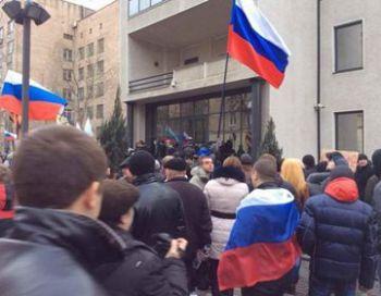 Штурме СБУ в Луганске травмированы девять человек