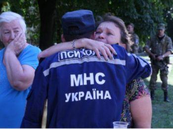 В зоне АТО погибли 6 спасателей, 14 ранены