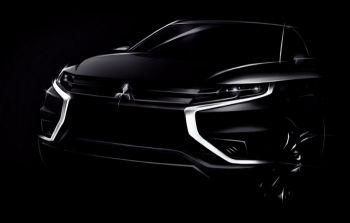 В Париже будет представлен прообраз нового Mitsubishi Outlander