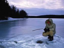 Зимняя рыбалка уже на носу