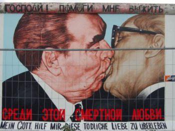 Німеччина святкує 25 річницю падіння Берлінської стіни