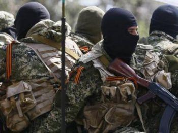 Бойовики не випускають мешканців Донбасу з окупованих територій, — прес-центр АТО