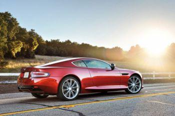 Aston Martin приняла решение отозвать 7256 авто