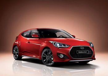 Обновлённый Hyundai Veloster оснастили эквалайзером звука двигателя