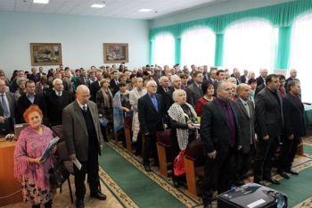Ігоря Москаленка обрали головою профспілок